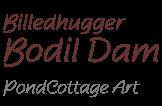 Billedhugger Bodil Dam PondCottage Art